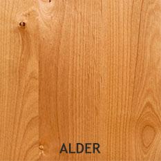 Alder Wood Example