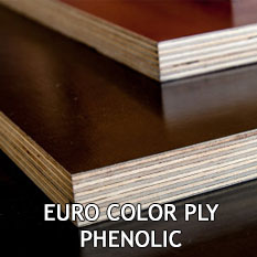 Euro Ply Phenolic Plywood