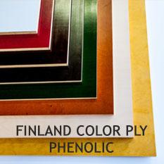 Finland Color-ply Phenolic Plywood