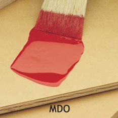 MDO Medium Density Overlay | Anderson Plywood