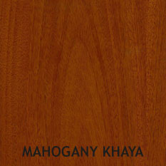Mohogany Khaya Plywood