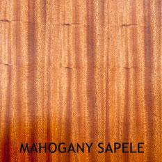 Mohogany Sapele Plywood