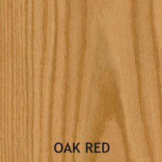 Oak Red Plywood