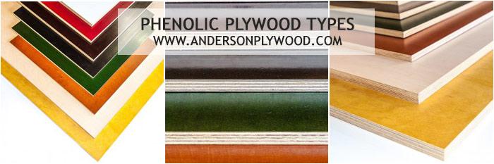 Phenolic Plywood Film Faced Plywood Phenolic Resin Plywood Baltic