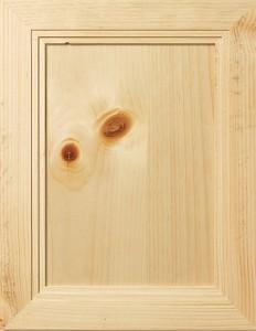 Cabinet Door Knotty Pine
