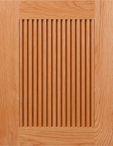 Cabinet Door Red Oak
