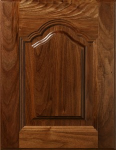 Cabinet Door Walnut