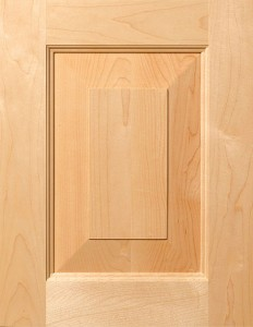 Cabinet Door White Maple