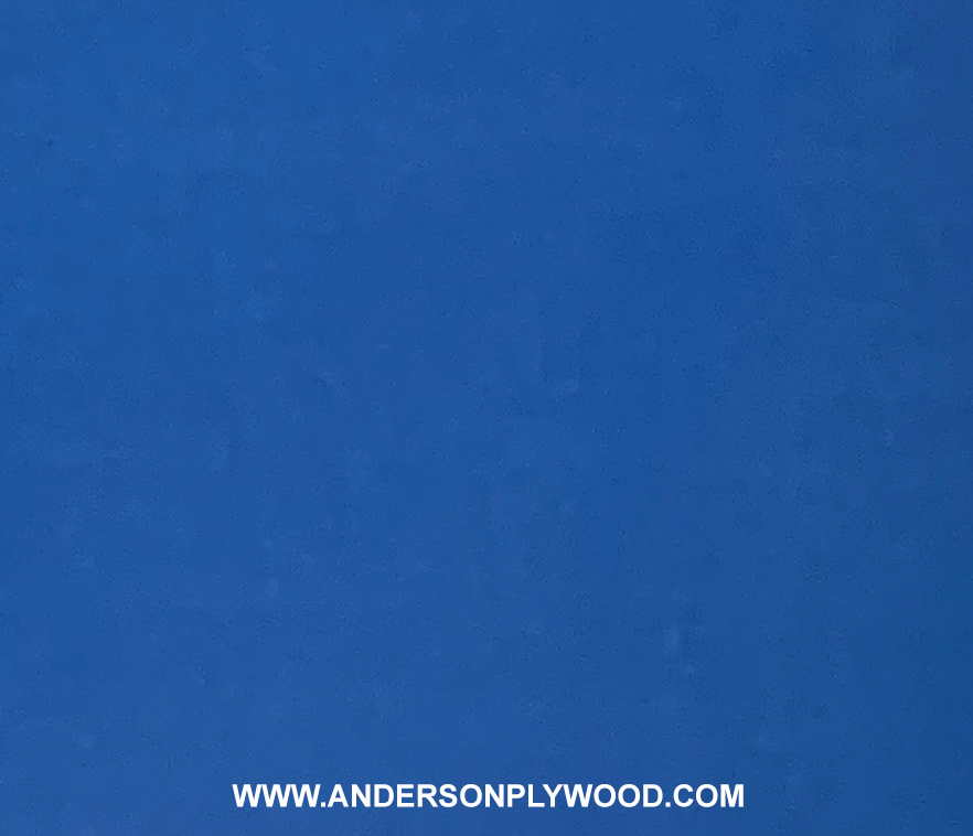 phenolic plywood blue
