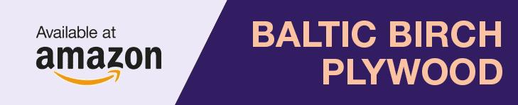 Baltic Birch Plywood, Premium Russian Birch Plywood - Culver City